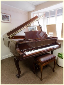 Used Petrof Model IV Chippendale - Josefs Pianos